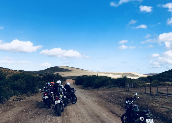 Marzenia Motul Afryka Tour RPA 18