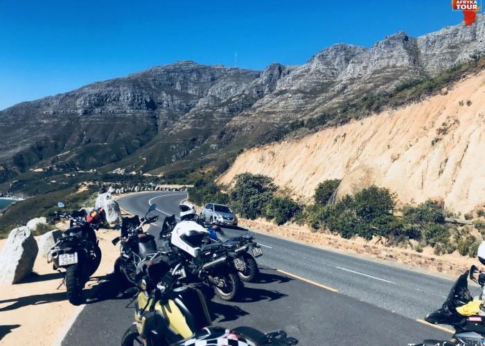 Marzenia Motul Afryka Tour RPA 19