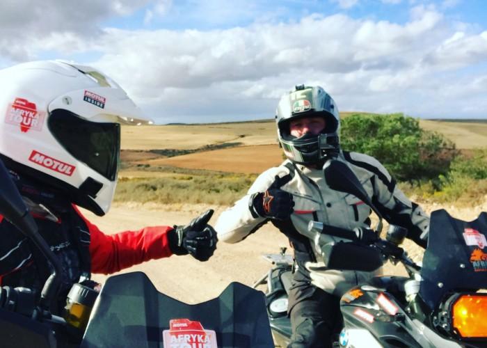 Marzenia Motul Afryka Tour RPA 24