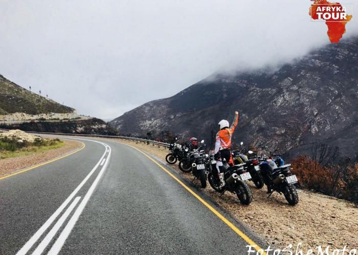 Marzenia Motul Afryka Tour RPA 30