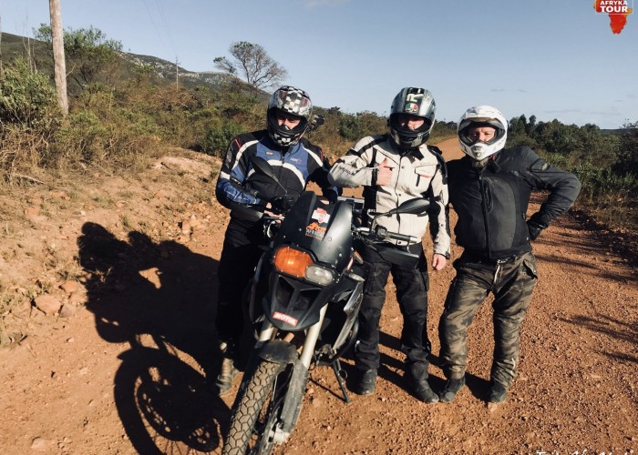 Motocyklowa podrooz RPA 28