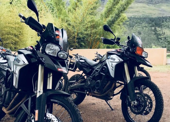Motocyklowa podrooz RPA 32