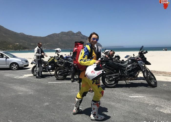 Motocyklowa podrooz RPA 43