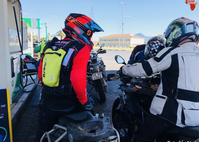Motocyklowa podrooz RPA 51