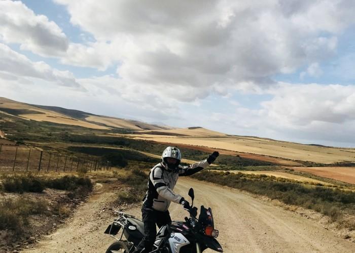 Motocyklowa podrooz RPA 56