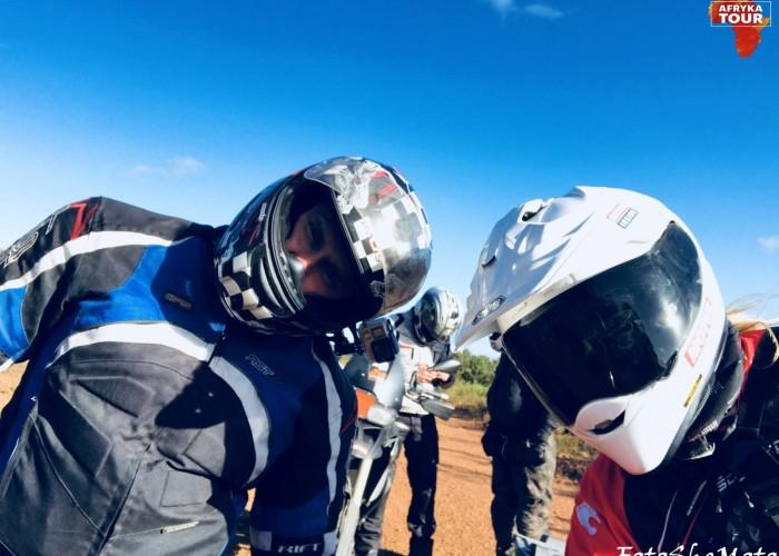 Motocyklowa wyprawa RPA Motul 01