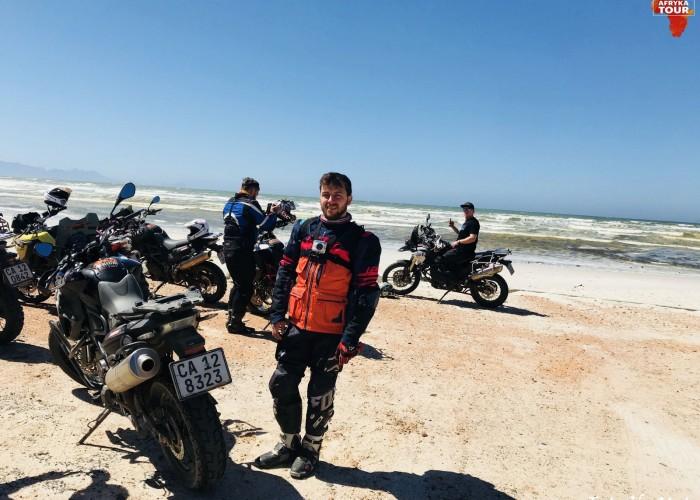 Motocyklowa wyprawa RPA Motul 02