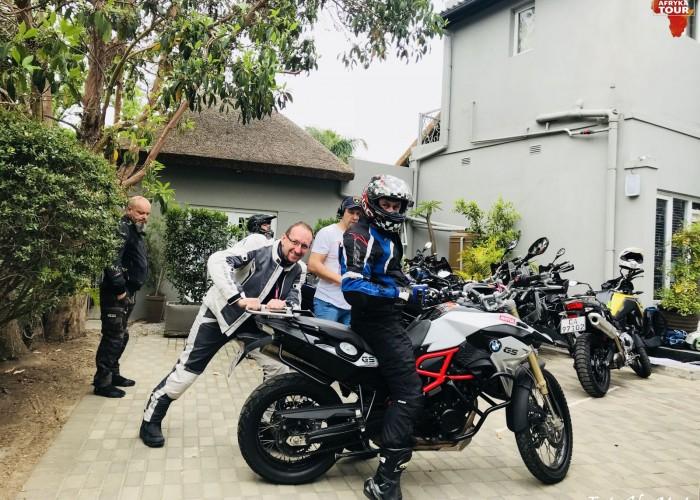 Motocyklowa wyprawa RPA Motul 03