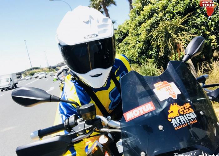 Motocyklowa wyprawa RPA Motul 08