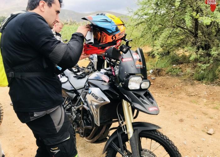 Motocyklowa wyprawa RPA Motul 09