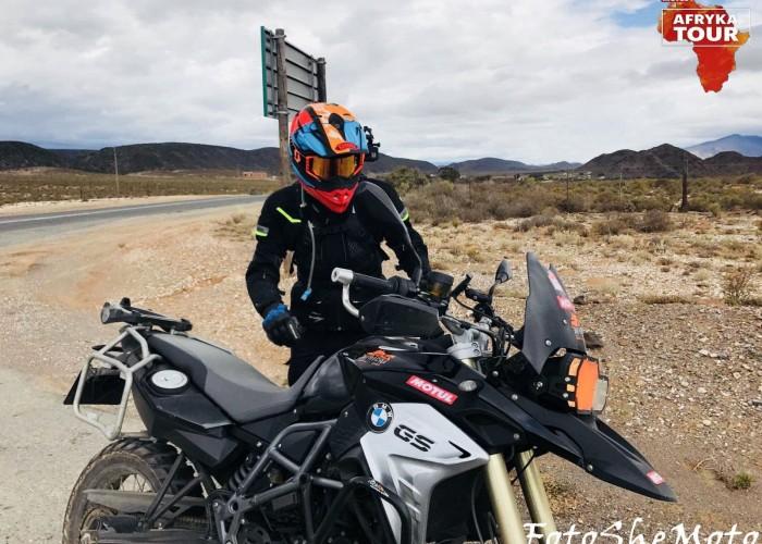 Motocyklowa wyprawa RPA Motul 16