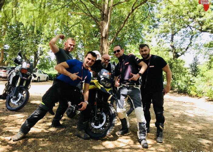 Motocyklowa wyprawa RPA Motul 17