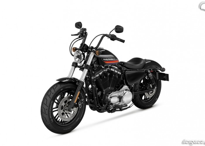 seria sportster forty eight special