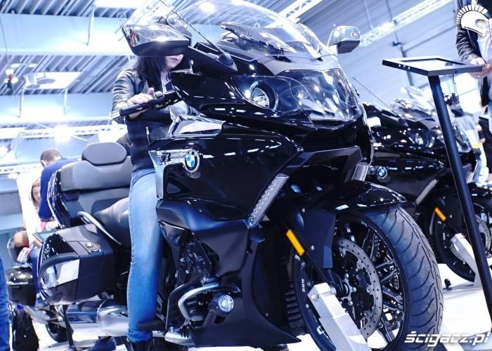 bmw grand america poznan motor show 2018