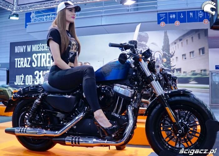 harley poznan motor show 2018