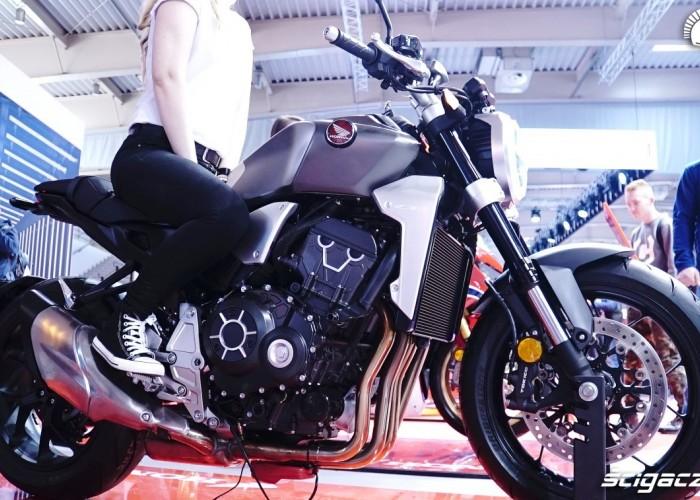 honda cb 1000 r poznna motor show 2018