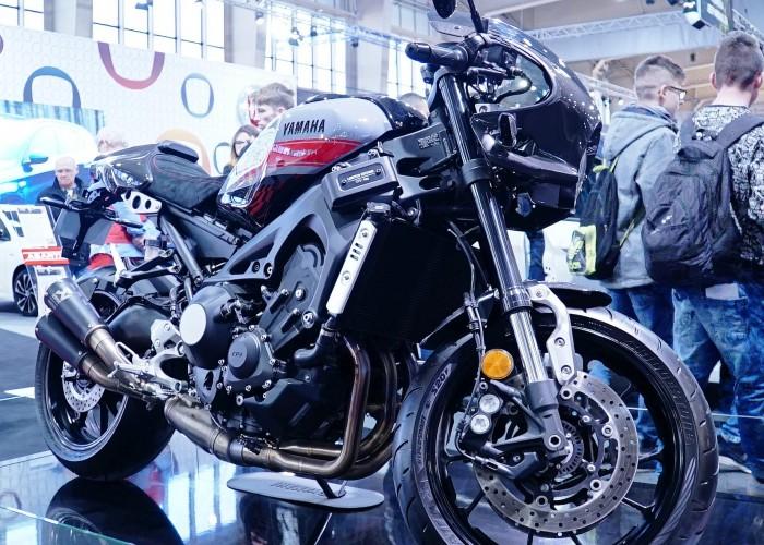 yamaha xsr 900 abarth poznan motor show 2018