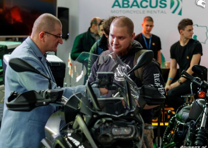 Targi motocyklowe Wroclaw Motorcycle Show 2018 09