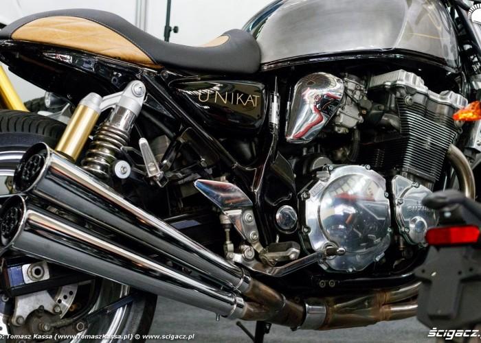 Targi motocyklowe Wroclaw Motorcycle Show 2018 19
