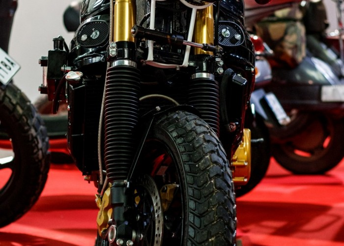 Targi motocyklowe Wroclaw Motorcycle Show 2018 25