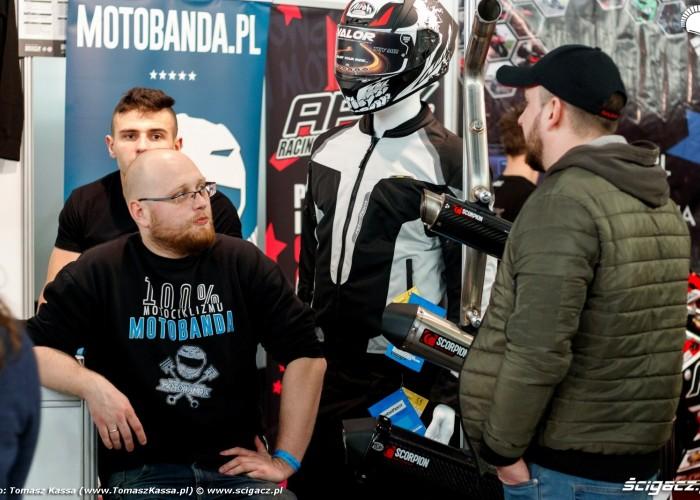 Targi motocyklowe Wroclaw Motorcycle Show 2018 28