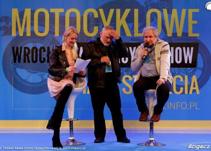 Targi motocyklowe Wroclaw Motorcycle Show 2018 30