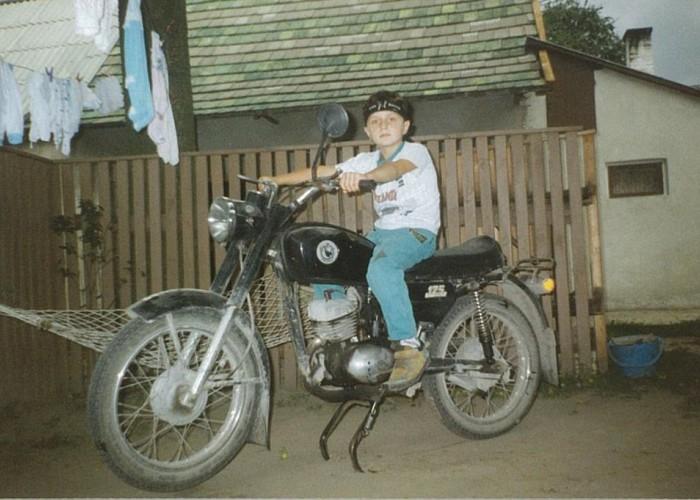Barry moto