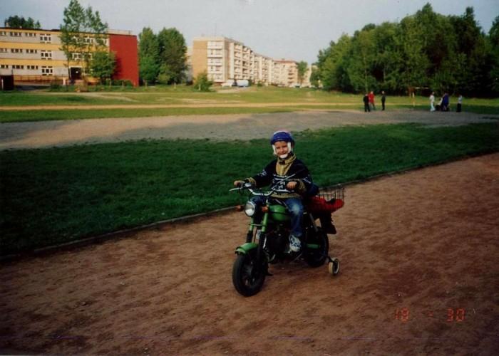 Kamil Dudek 1998