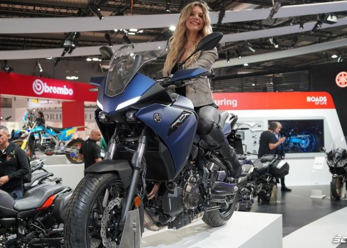 06 Yamaha Tracer 700 EICMA 2019