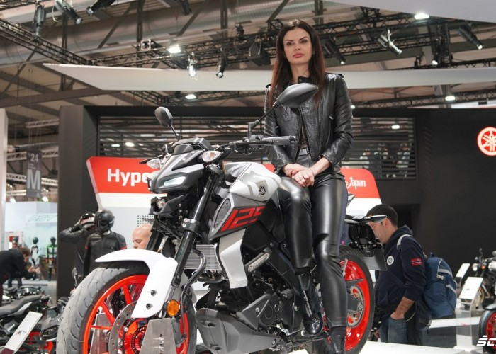19 Yamaha MT125 EICMA 2019