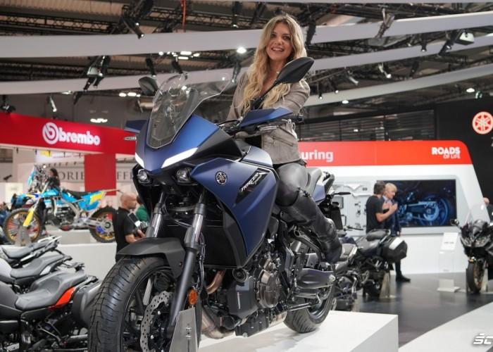 22 Yamaha Tracer 700 EICMA 2019 2
