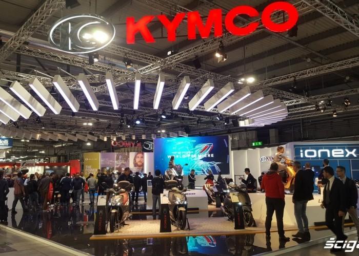 28 Stoisko Kymco Eicma 2019