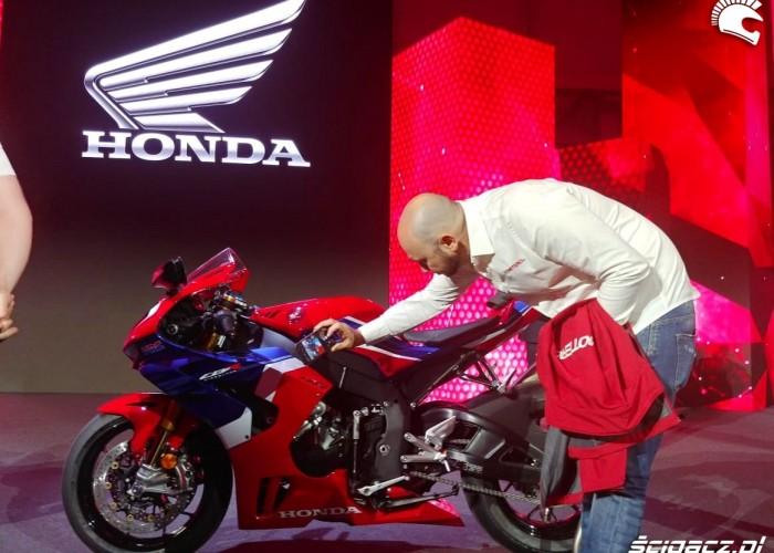 33 eicma 2019 Honda cbr1000rrr