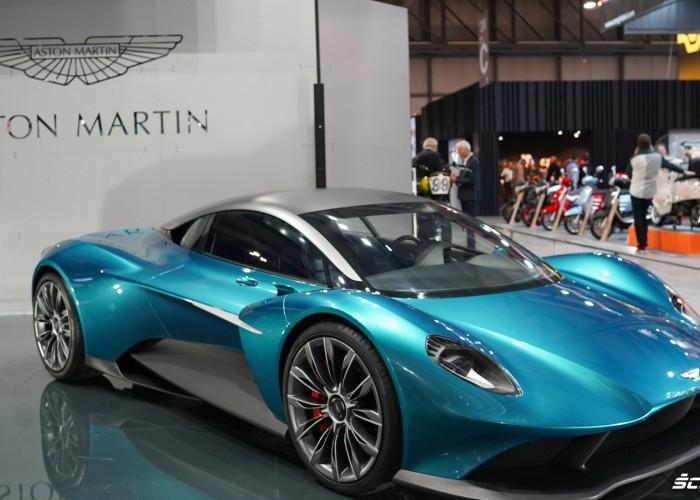 Aston Martin EICMA 2019