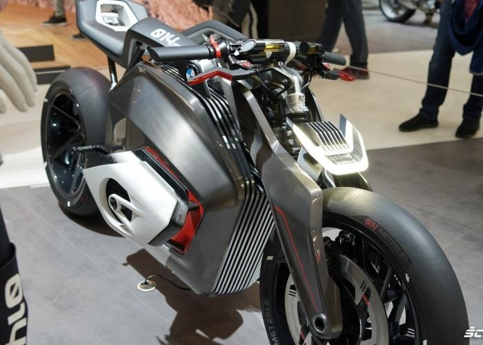 BMW koncept elektryczny EICMA 2019