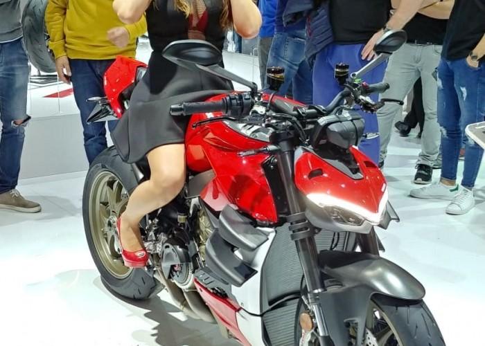eicma 2019 Ducati Streetfighter v4 2