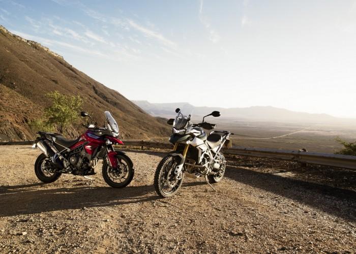 016 tiger 900 gt pro rally pro dwa moto 2020 gory postoj