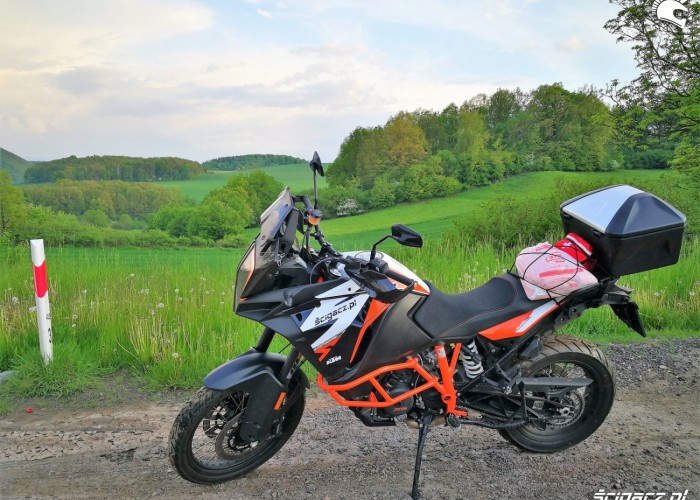 01 KTM 1290 Super Adventure R Beni test motocykla