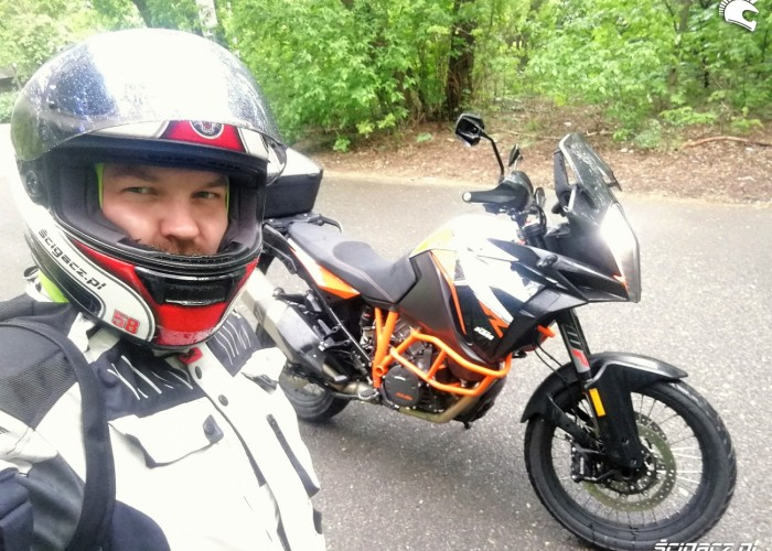 05KTM 1290 Super Adventure R Beni test motocykla