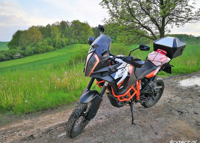 09 KTM 1290 Super Adventure R Beni test motocykla 06