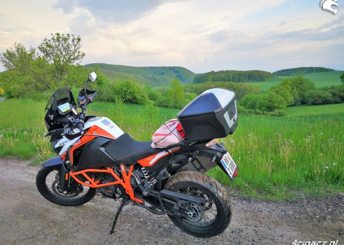 KTM 1290 Super Adventure R Beni test motocykla 04