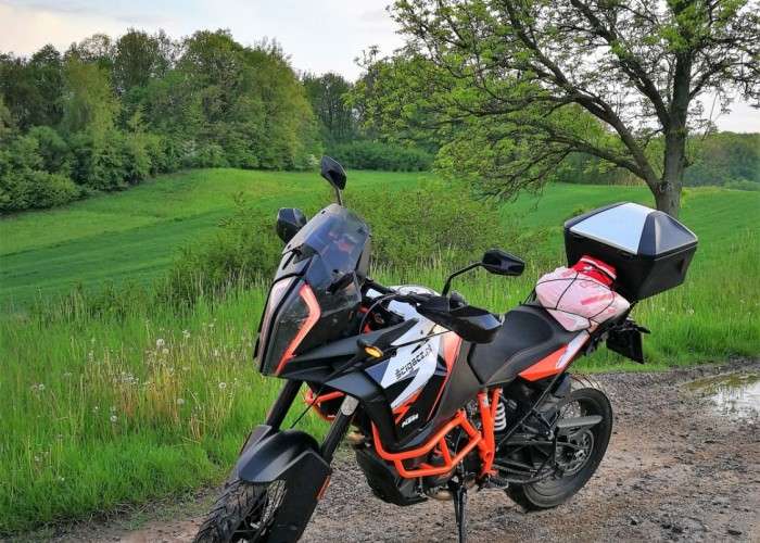 KTM 1290 Super Adventure R Beni test motocykla 07