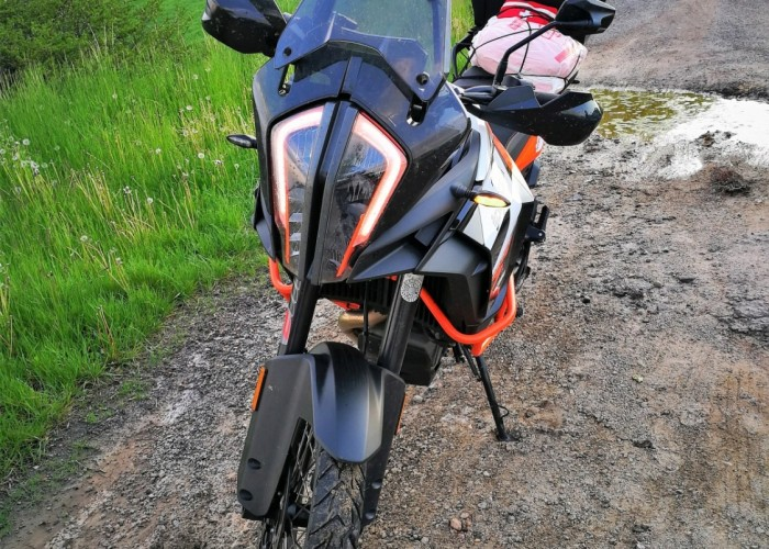 KTM 1290 Super Adventure R Beni test motocykla 09