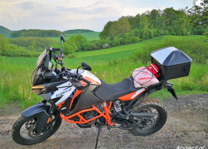 KTM 1290 Super Adventure R Beni test motocykla 10