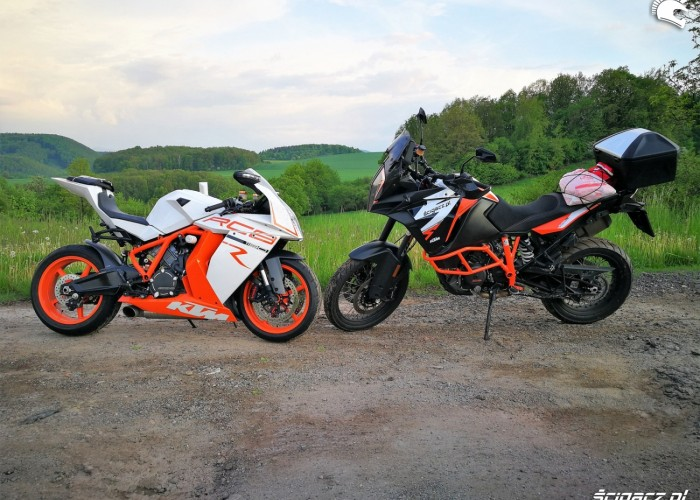 KTM 1290 Super Adventure R Beni test motocykla 12