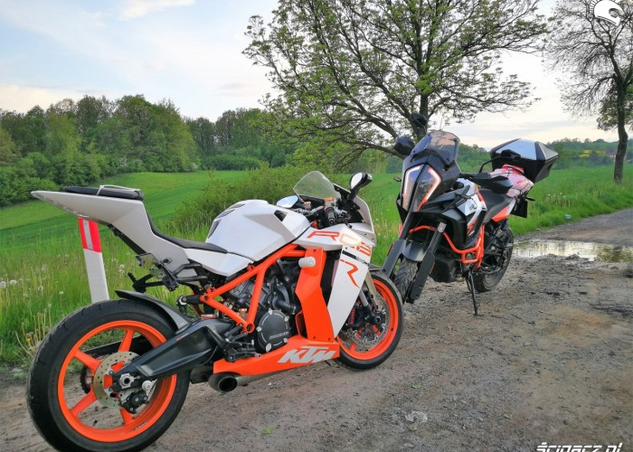 KTM 1290 Super Adventure R Beni test motocykla 13
