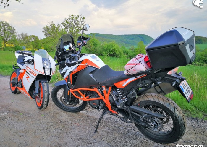 KTM 1290 Super Adventure R Beni test motocykla 14