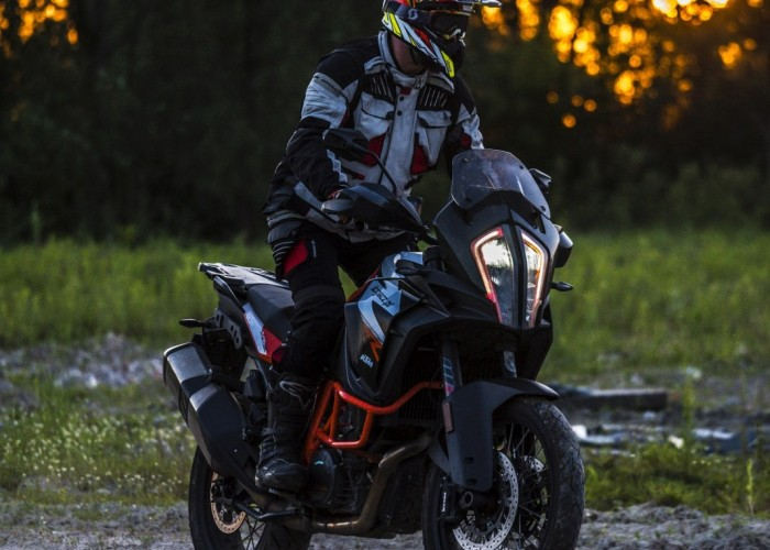 KTM Super Adventure R offroad 09