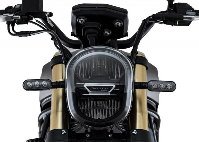 2020 Benelli Leoncino 800 reflektor