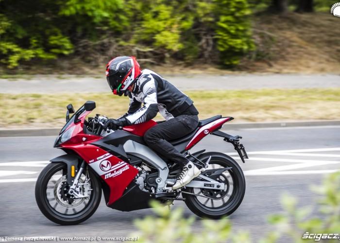 09 malaguti rst 125 motocykl